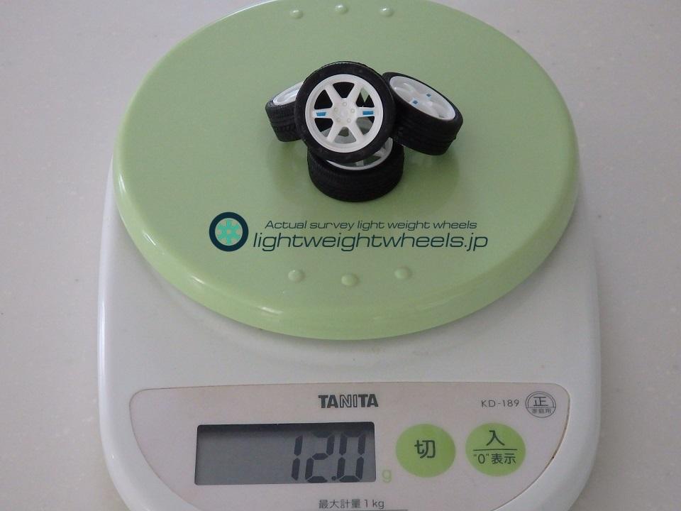 lightweightwheels.jp ホイール重量情報サイト