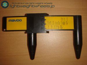 PCD測定ゲージ