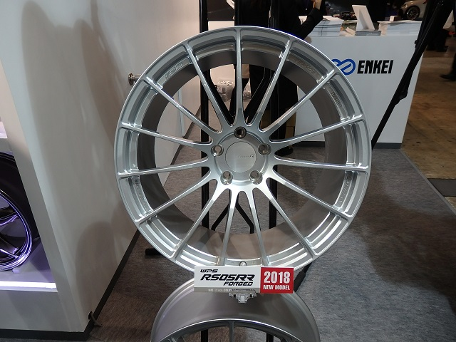 ENKEI WPS RS05RR FORGED