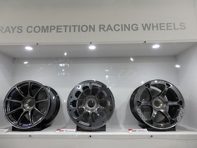 RAYS Competition RACING WHEELS