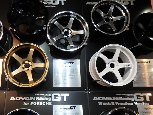 ADVAN Racing GT for PORSCHE