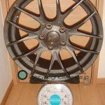 Breyton RACE GTS-R 18inch 7.5J offset+45mm PCD120mm-5H 重量計測画像