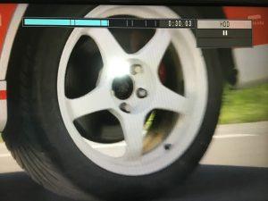 警察戦隊パトレンジャーが乗るGSPOパトカーの謎のホイール