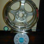 TAKECHI PROJECT RACING HART CP-F Tune R 15inch 6.5J offset+35mm PCD100mm-4H重量計測画像