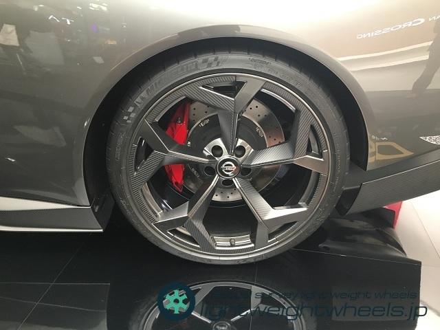 NISSAN GT-R50 by Italdesign後輪