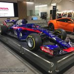 Red Bull Toro Rosso Honda STR13RW全景