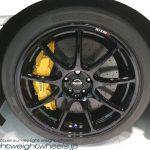 NISSAN GT-R NISMO 2020年モデル前輪画像