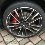 Maserati Levante 前輪