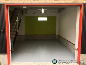 REIZE HOBBY 賃貸ガレージの1Fガレージ部分