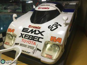 XEBEC MISAKI SPEED トヨタトムス83C #35