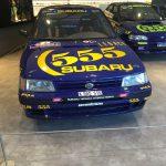 SUBARU LEGACY RS 555 全景