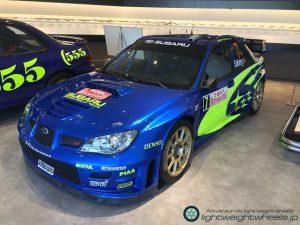 WR-Car SUBARU IMPREZZA WRC 2007全景