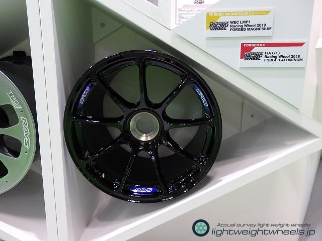 FIA 2018 GT3クラス レース用アルミニュウム鍛造ホイール