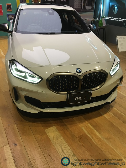 F40 type BMW 1 series全景