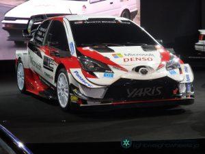YARIS WRC 2020全景