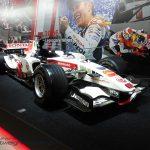 Honda F1 RA106全景