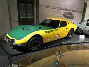 トヨタ2000GT(MF10型)スピードトライアル レプリカ車両