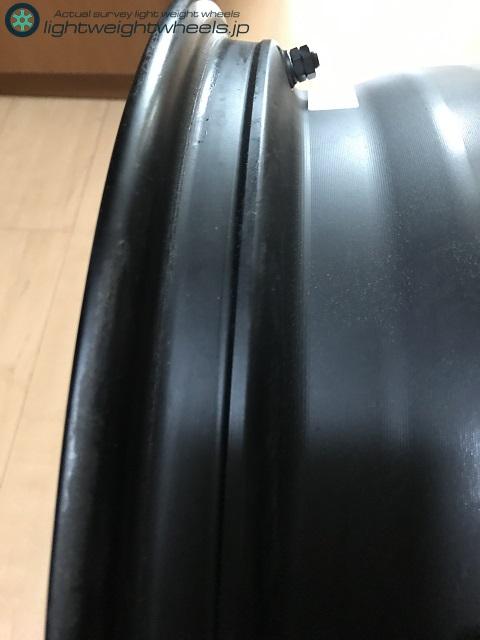 ローレット加工のないSSR GTX01のアップ