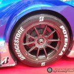 KEIHIN NSX-GT 後輪