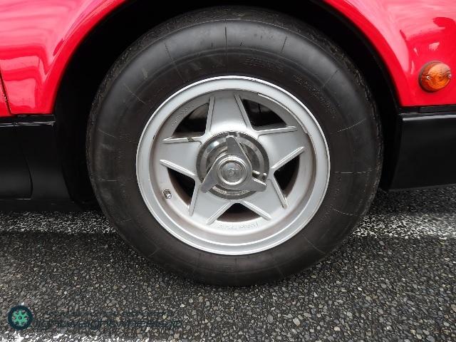 Ferrari 365GT4BB 前輪