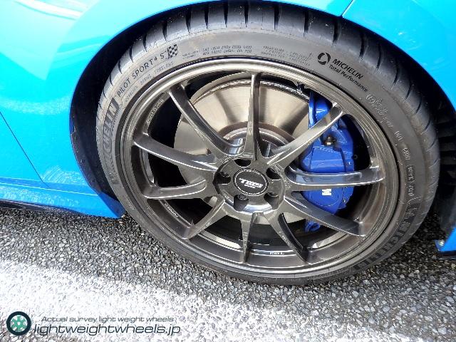 BMW 1シリーズ(F40型)前輪 TWS RS317