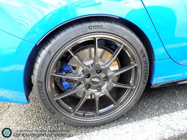 BMW 1シリーズ(F40型)後輪 TWS RS317