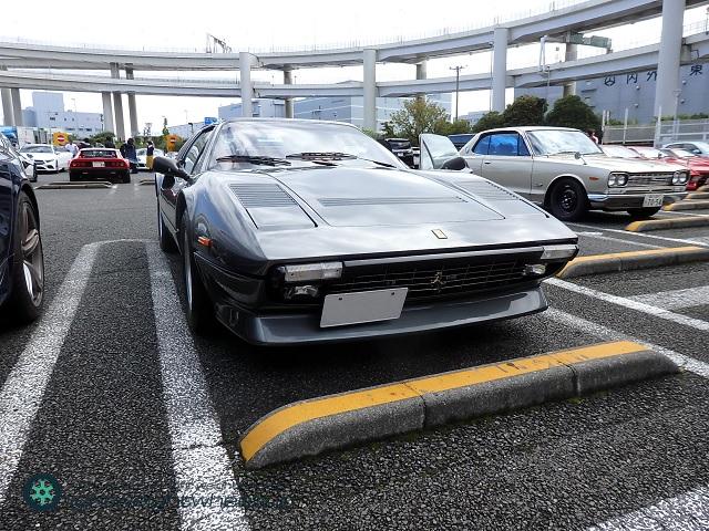 フェラーリ308GTB QV 前から