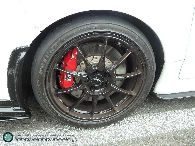 トヨタGRヤリス TWS RS317 フロント