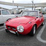 トヨタ スポーツ800前景